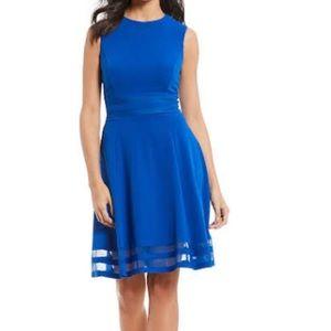 NWT Calvin Klein woman party dress, size 8.